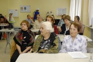 Заседание Клуба Лирики (13 апреля 2015г.)