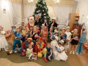 Новогодний карнавал ДОУ №113