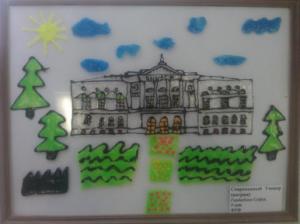 Выставка работ сотрудников ТГУ